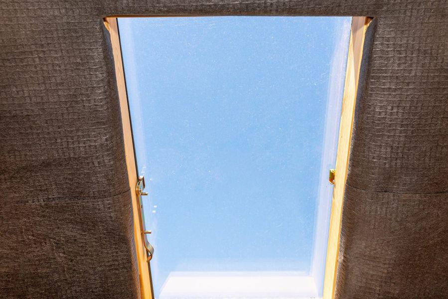 Otwór na okno dachowe